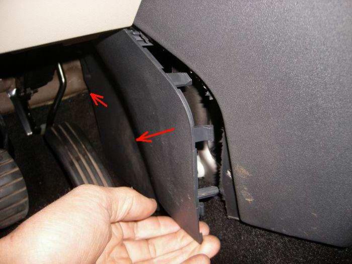 Почему в логане не работает переключатель печки видео