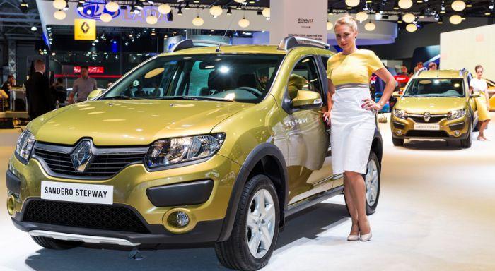 Музыка из рекламы: Renault Sandero Stepway