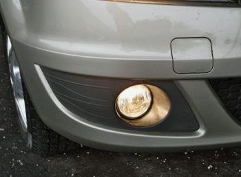 Противотуманные фары для Renault Sandero