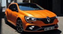 Компания Renault представила новый Megane RS