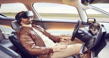 Беспилотный концепт-кар с системой виртуальной реальности от Renault