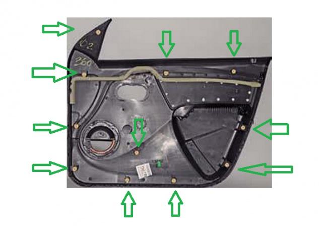2107 ваз шумоизоляцию багажника