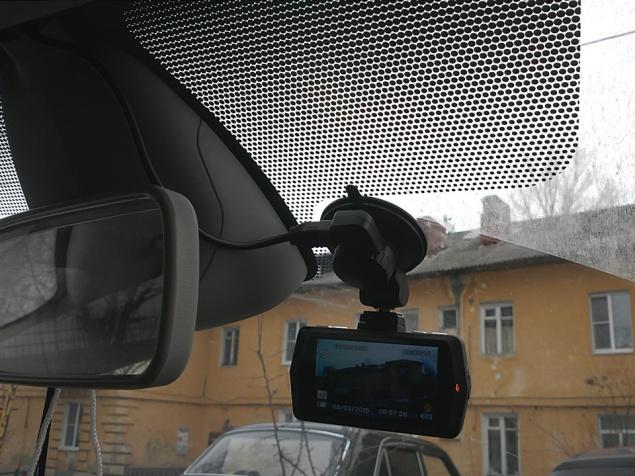 установка видеорегистратора renault symbol