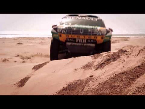 Renault Duster Team 2014 - Ралли Dakar