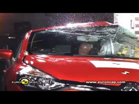 Euro NCAP | Renault Clio| 2012 | Crash test