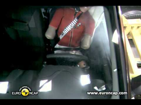 Euro NCAP | Dacia Duster | 2011 | Crash test