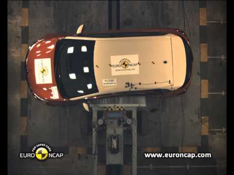 Euro NCAP | Renault CAPTUR | 2013 | Crash test