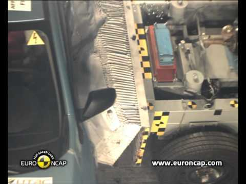 Euro NCAP | Renault Fluence ZE | 2011 | Crash test