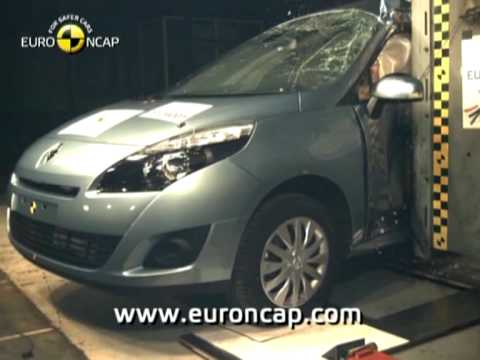 Euro NCAP | Renault Grand Scenic | 2009 | Crash test