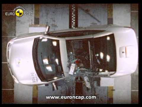 Euro NCAP | Renault Megane CC | 2004 | Crash test