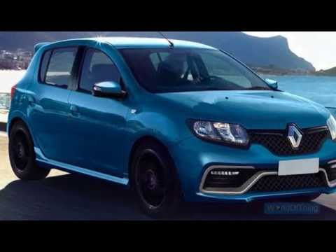 2015 Renault Sandero RS 1.2 turbo 130hp